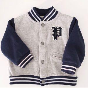 Ralph Lauren Baby Varsity Jacket